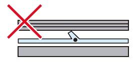 背貼りのある方を熱盤に向ける